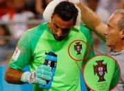 ماجرای درج نام عراق روی پیراهن بازیکنان پرتغال