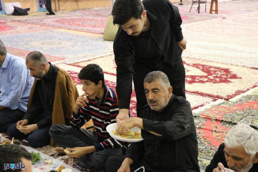 مراسم معنوی اعتکاف در ماه مبارک رمضان در انزلی 1 - مراسم معنوی اعتکاف در ماه مبارک رمضان در انزلی برگزار شد | گزارش تصویری