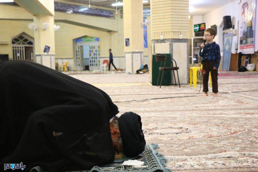 مراسم معنوی اعتکاف در ماه مبارک رمضان در انزلی 11 - مراسم معنوی اعتکاف در ماه مبارک رمضان در انزلی برگزار شد | گزارش تصویری
