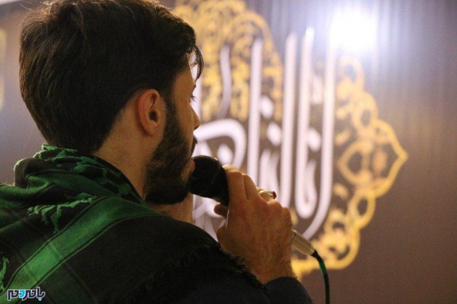 مراسم معنوی اعتکاف در ماه مبارک رمضان در انزلی 14 - مراسم معنوی اعتکاف در ماه مبارک رمضان در انزلی برگزار شد | گزارش تصویری