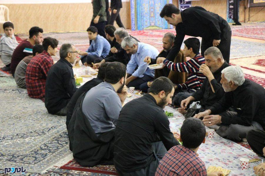 مراسم معنوی اعتکاف در ماه مبارک رمضان در انزلی 2 - مراسم معنوی اعتکاف در ماه مبارک رمضان در انزلی برگزار شد | گزارش تصویری