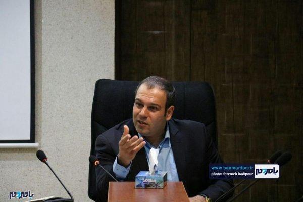 مسعود کاظمی شهردار لاهیجان 600x400 - اتاق فکر شهرداری لاهیجان در خدمت همه جوانان و شهروندان است / گزارش تصویری