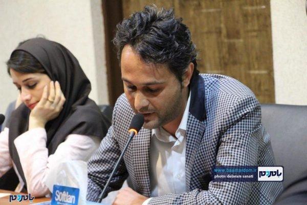 پوریا فرهش 600x400 - اتاق فکر شهرداری لاهیجان در خدمت همه جوانان و شهروندان است / گزارش تصویری