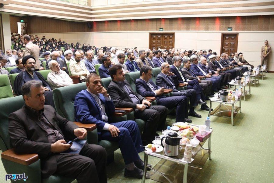 گردهمایی گرامیداشت هفته قوه قضاییه در گیلان 9 - گزارش تصویری گردهمایی گرامیداشت هفته قوه قضاییه در گیلان