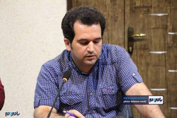 یاسر حسن زاده 600x400 - اتاق فکر شهرداری لاهیجان در خدمت همه جوانان و شهروندان است / گزارش تصویری
