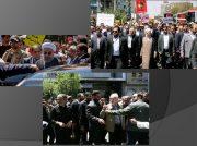 بررسی اهانتها به مرحوم هاشمی، روحانی و صالحی در راهپیماییهای روز قدس