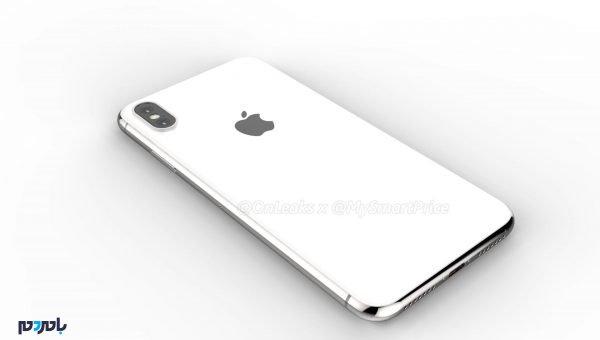 apple s iphone x plus leaked 521376 8 600x340 - تصاویر فاش شده از آیفون X پلاس