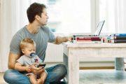چگونه در خانه سر کار باشیم