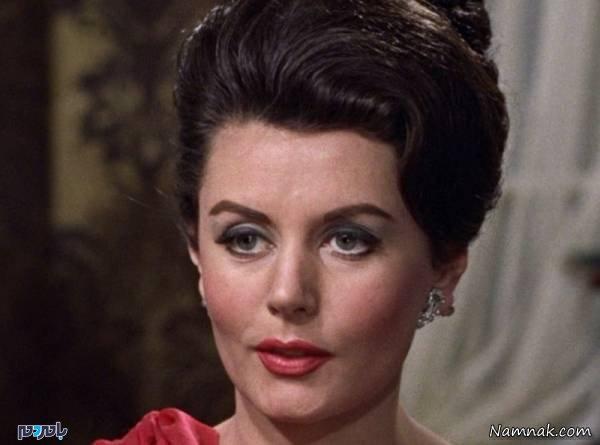 اولین بازیگر دختر فیلم جیمز باند در گذشت + عکس