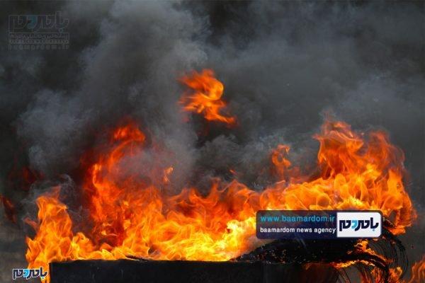 سوزی 600x400 - جزئیات آتش زدن ۱۸ خودرو در تهران فاش شد!