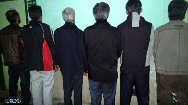 این ۶ مرد گیلانی عجیب ترین سرقت دنیا را انجام دادند 600x338 - سرقت عجیب 6 گاو توسط 7 متهم در سیاهکل!