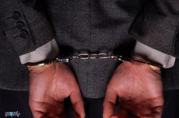 دستگیر 600x397 - بازداشت یکی از شهرداران سابق رشت