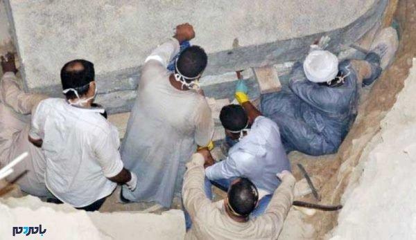 سنگی اسکندریه 600x347 - راز تابوت سنگی اسکندریه فاش شد