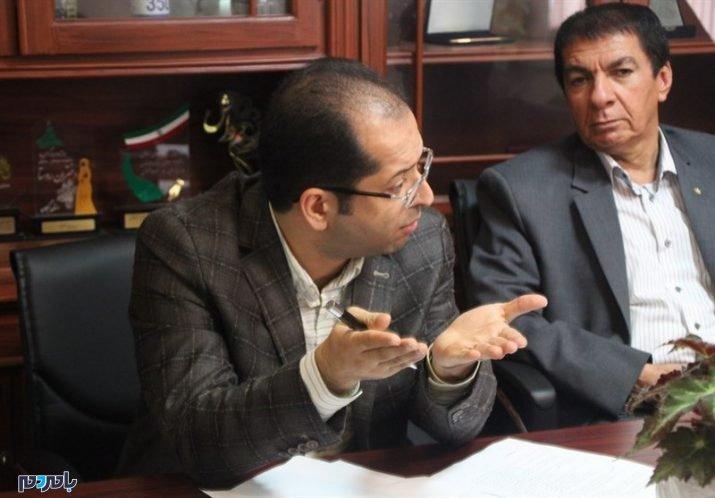 تنزاده : هیچ قراردادی در فدراسیون فوتبال و سازمان لیگ ثبت نشده است!