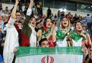 روحانی: حضور بانوان در استادیوم آزادی ادامه یابد