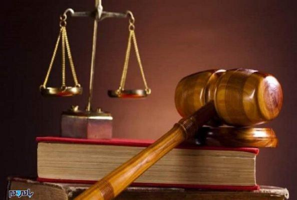 دادگاه حکم 593x400 - یک خواننده معروف پاپ به «افساد فیالارض» متهم شد