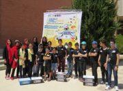 لاهیجان در مسابقات رباتیک کشوری مقام کسب کرد