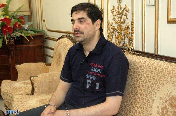 شهرام جزایری - شهرام جزایری در حال فرار از کشور دستگیر شد