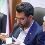 فالوده خوردن وزیر ارتباطات با نخبگان شیرازی! + عکس