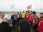 میزبانی تیمهای ملی ورزشی در آستارا فرصتی برای توسعه توریسم ورزشی است