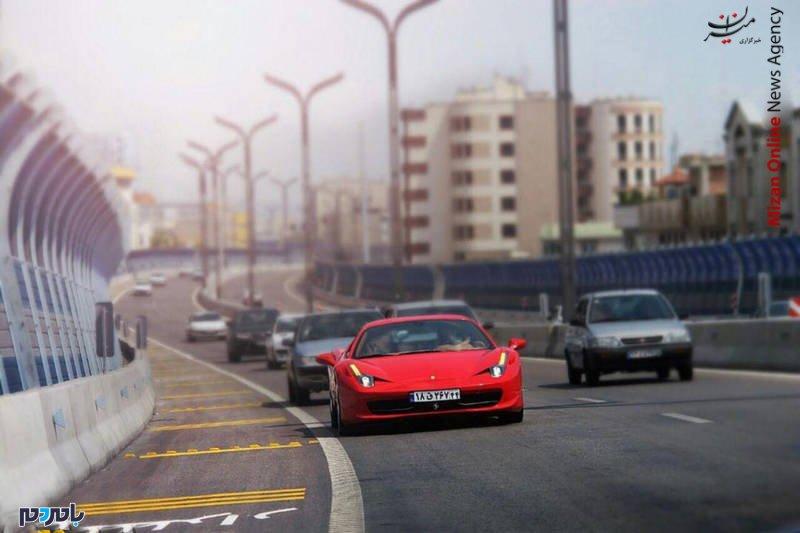 گرانترین خودروی ایران در تهران! +عکس