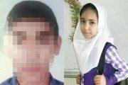 قاتل ملیکای ۸ ساله خوزستانی آزاد شد!