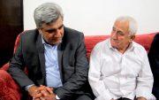 عیادت استاندار گیلان از کشاورز گیلانی، کاشف رقم هاشمی/ثبت قانونی برنج هاشمی و علی کاظمی به عنوان ۲ برند برتر در کشور