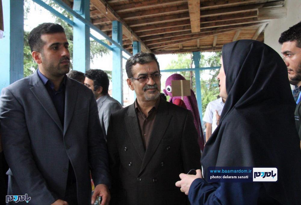 جشنواره تئاتر خیابانی شهروند لاهیجان 10 - گزارش تصویری آغاز جشنواره تئاتر خیابانی شهروند لاهیجان