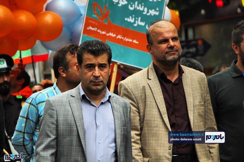 جشنواره تئاتر خیابانی شهروند لاهیجان 12 - گزارش تصویری آغاز جشنواره تئاتر خیابانی شهروند لاهیجان