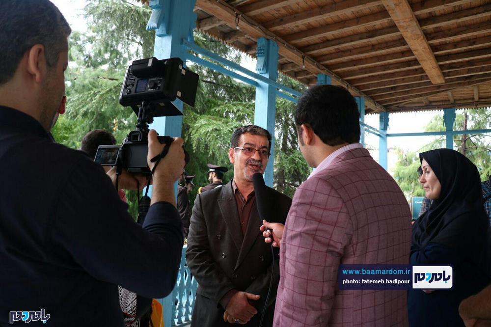 جشنواره تئاتر خیابانی شهروند لاهیجان 23 - گزارش تصویری آغاز جشنواره تئاتر خیابانی شهروند لاهیجان