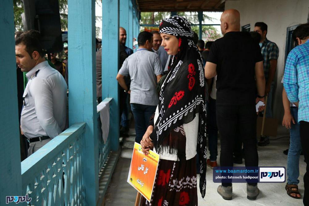 جشنواره تئاتر خیابانی شهروند لاهیجان 27 - گزارش تصویری آغاز جشنواره تئاتر خیابانی شهروند لاهیجان