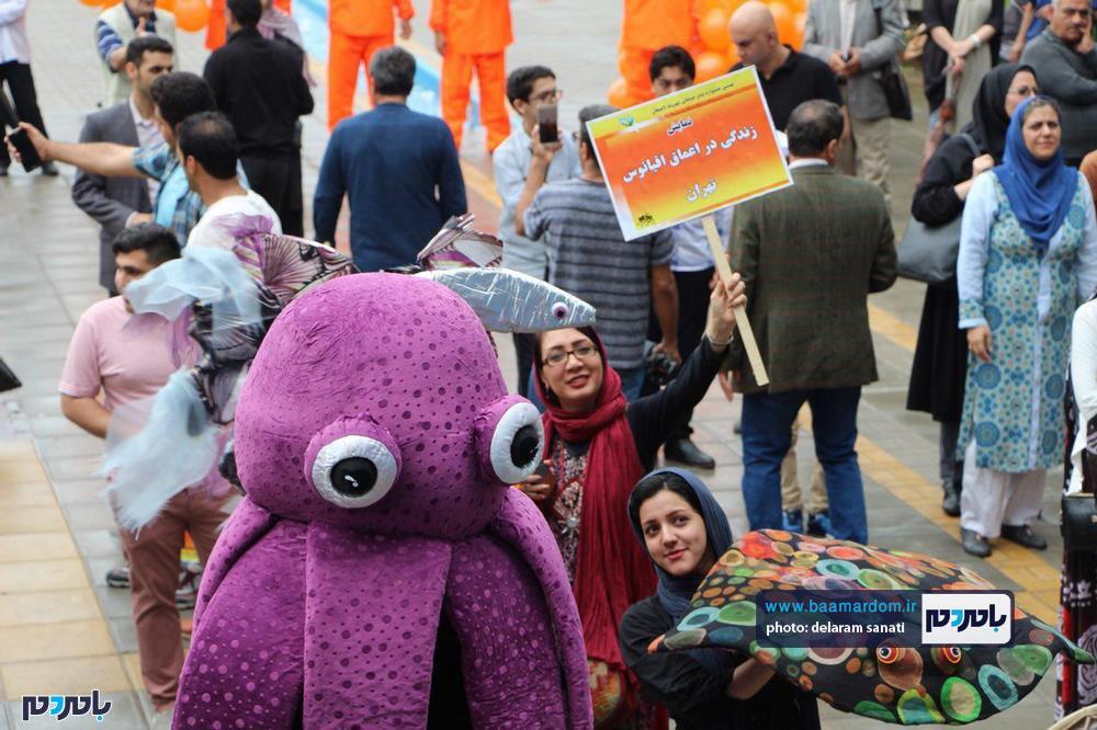 جشنواره تئاتر خیابانی شهروند لاهیجان 3 - گزارش تصویری آغاز جشنواره تئاتر خیابانی شهروند لاهیجان