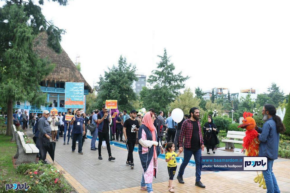 جشنواره تئاتر خیابانی شهروند لاهیجان 32 - گزارش تصویری آغاز جشنواره تئاتر خیابانی شهروند لاهیجان