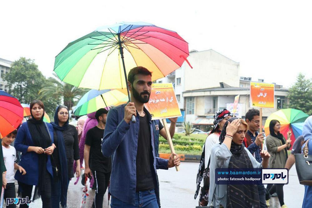 جشنواره تئاتر خیابانی شهروند لاهیجان 34 - گزارش تصویری آغاز جشنواره تئاتر خیابانی شهروند لاهیجان