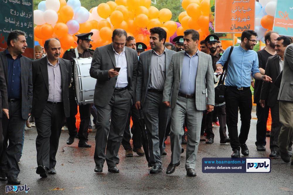 جشنواره تئاتر خیابانی شهروند لاهیجان 5 - گزارش تصویری آغاز جشنواره تئاتر خیابانی شهروند لاهیجان