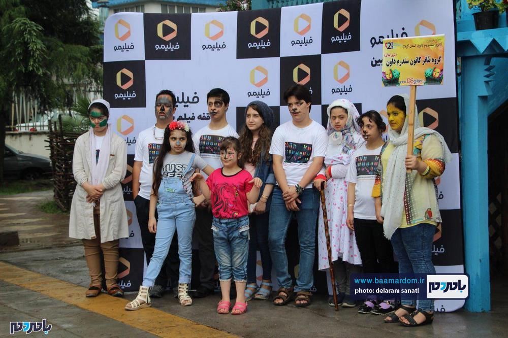جشنواره تئاتر خیابانی شهروند لاهیجان 6 - گزارش تصویری آغاز جشنواره تئاتر خیابانی شهروند لاهیجان