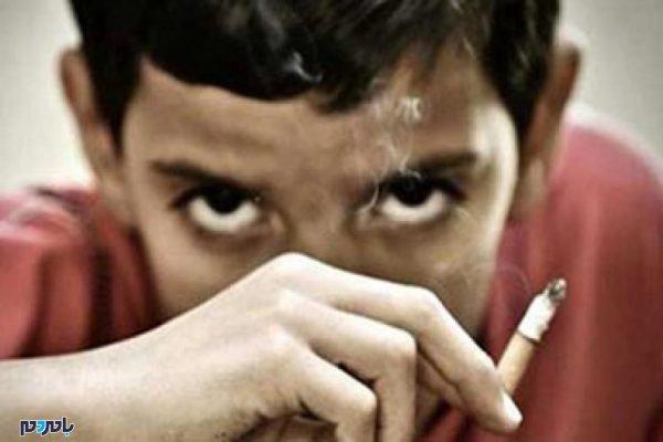 سیگار نوجوانان 600x400 - کاهش سن مصرف مواد مخدر به ۱۱ سال!