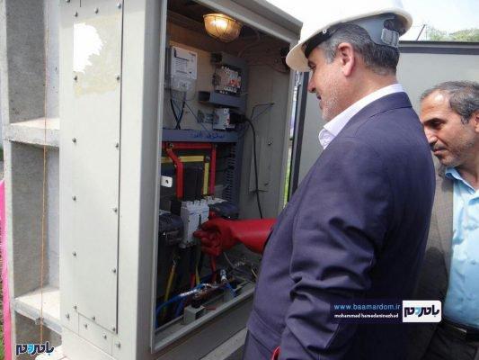 پروژه عمرانی و خدماتی، تولیدی در بخش کلاچای شهرستان رودسر 14 533x400 - ۷ پروژه عمرانی و خدماتی، تولیدی در بخش کلاچای شهرستان رودسر افتتاح شد + تصاویر