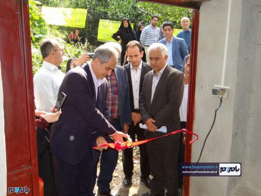 پروژه عمرانی و خدماتی، تولیدی در بخش کلاچای شهرستان رودسر 5 533x400 - ۷ پروژه عمرانی و خدماتی، تولیدی در بخش کلاچای شهرستان رودسر افتتاح شد + تصاویر