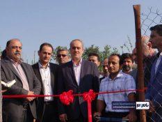۷ پروژه عمرانی و خدماتی، تولیدی در بخش کلاچای شهرستان رودسر افتتاح شد + تصاویر