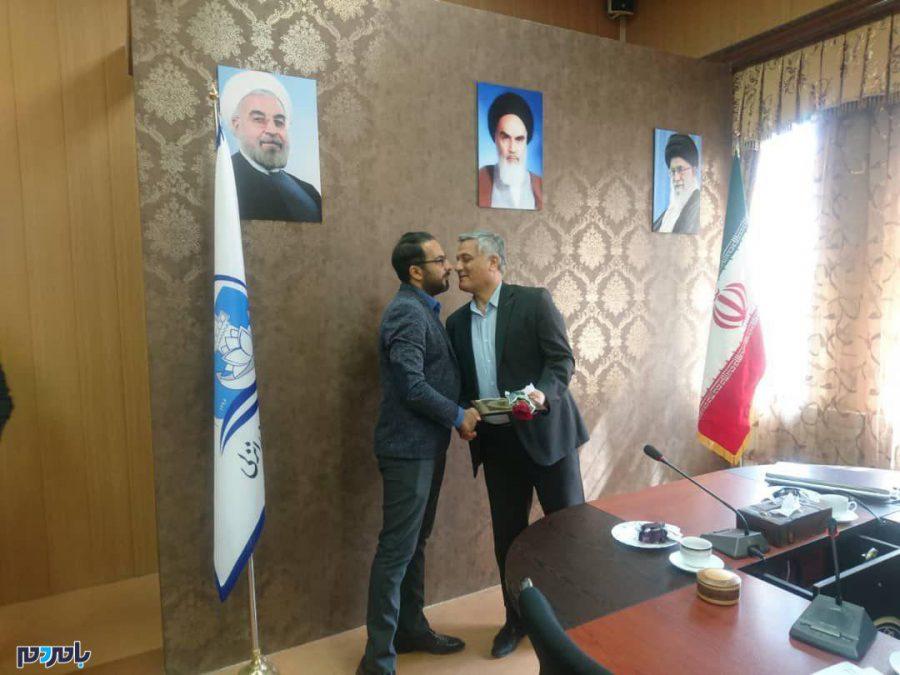 امین شجاع به عنوان مدیرعامل باشگاه فرهنگی ورزشی شهرداری بندرانزلی منصوب شد
