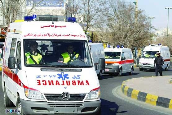 .jpg - ۱۰ دختر با گاز کلر در استخر مسموم شدند /جزییات
