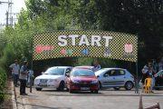 اولین دوره مسابقات مهارت در رانندگی در لاهیجان برگزار شد + تصاویر