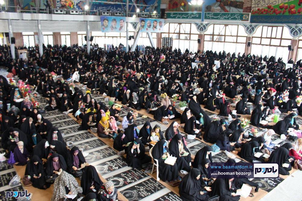 دعای پرفیض عرفه در رشت 12 - گزارش تصویری برگزاری دعای پرفیض عرفه در رشت