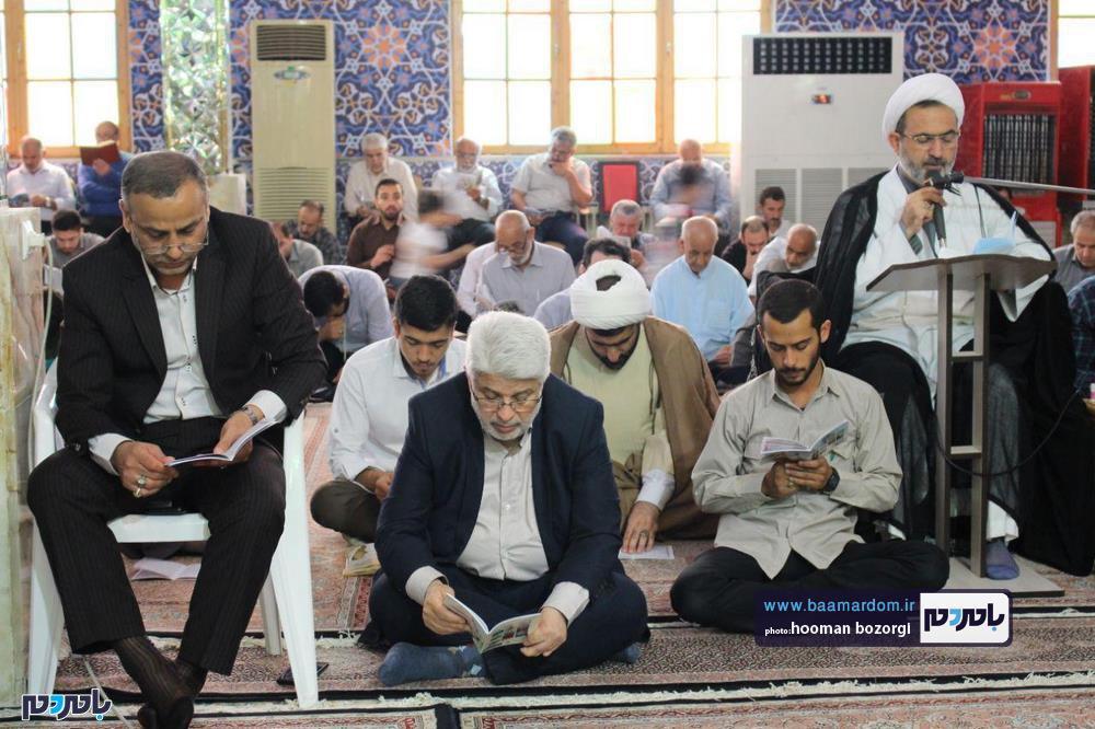 دعای پرفیض عرفه در رشت 13 - گزارش تصویری برگزاری دعای پرفیض عرفه در رشت