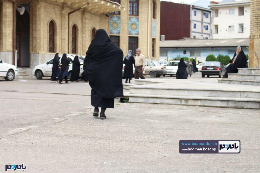 دعای پرفیض عرفه در رشت 14 - گزارش تصویری برگزاری دعای پرفیض عرفه در رشت