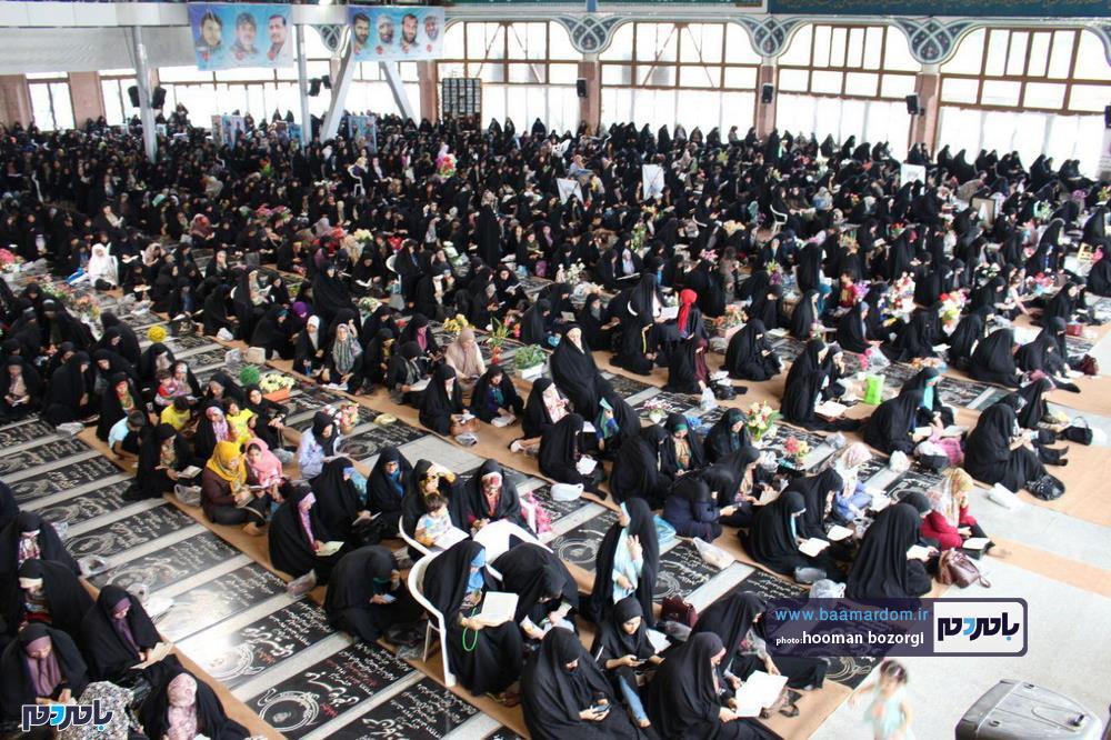 دعای پرفیض عرفه در رشت 3 - گزارش تصویری برگزاری دعای پرفیض عرفه در رشت