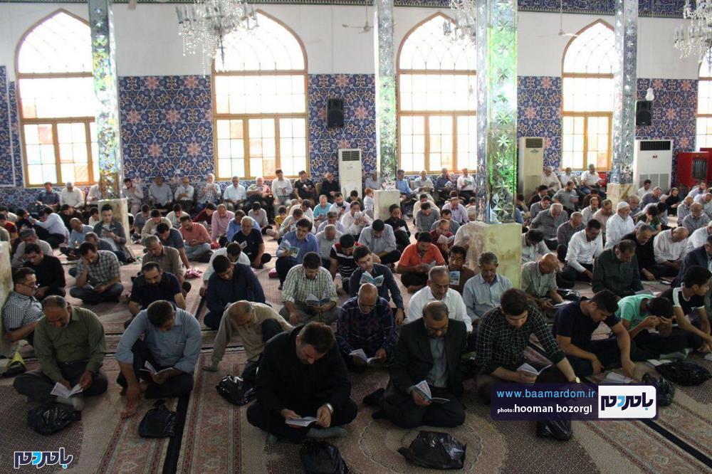 دعای پرفیض عرفه در رشت 4 - گزارش تصویری برگزاری دعای پرفیض عرفه در رشت