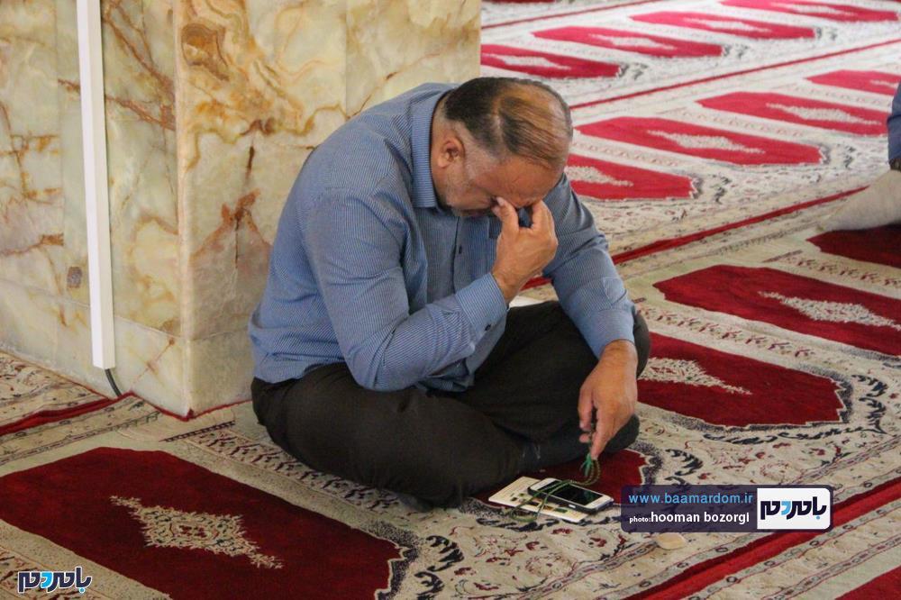 دعای پرفیض عرفه در رشت 6 - گزارش تصویری برگزاری دعای پرفیض عرفه در رشت