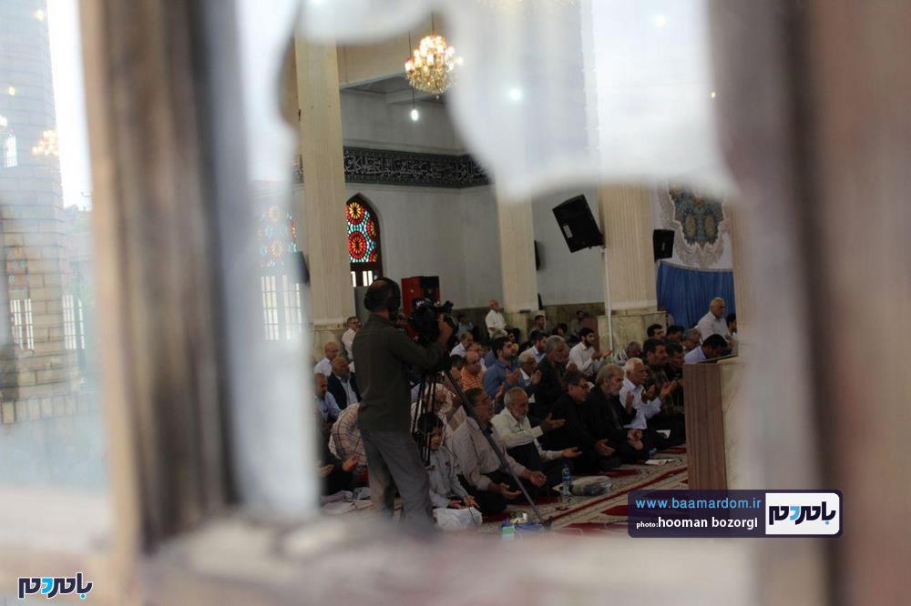 دعای پرفیض عرفه در رشت 7 - گزارش تصویری برگزاری دعای پرفیض عرفه در رشت